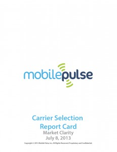 MP Report Card Cover July 2013