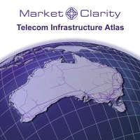Australian Telecom Infrastructure Atlas 2012