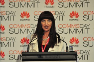 Shara Evans - Speaking at the CommsDay 2013 Summit
