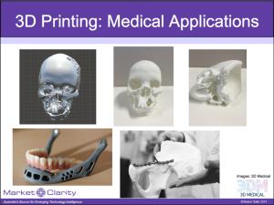 3D Medical Framed