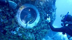 Living underseas