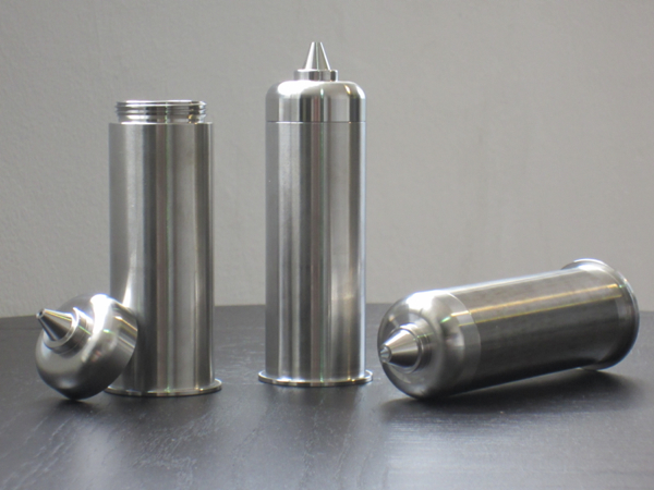 NM Stainless Steel capsules (Credit: Natural Machines)