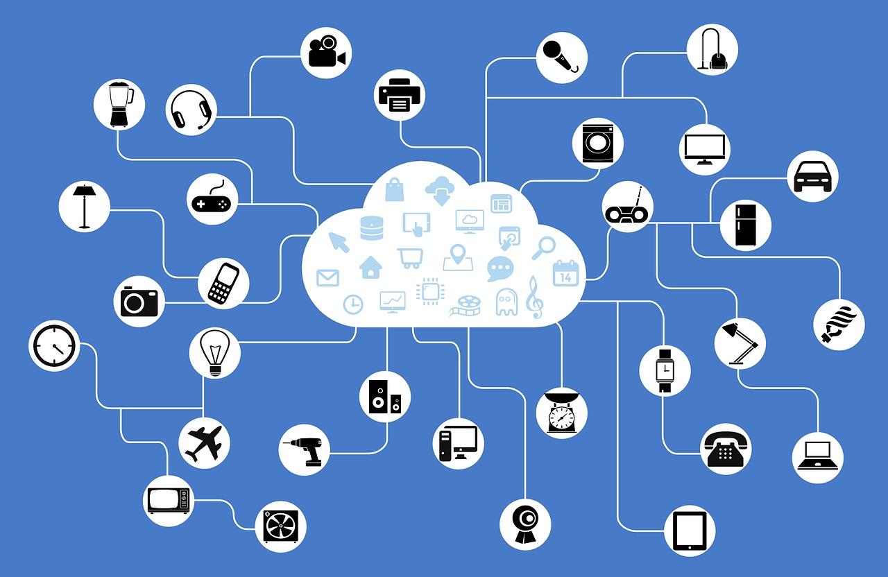 IoT network-782707_1280
