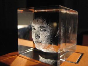 """My very own """"hologram"""" by Lenara Verle"""