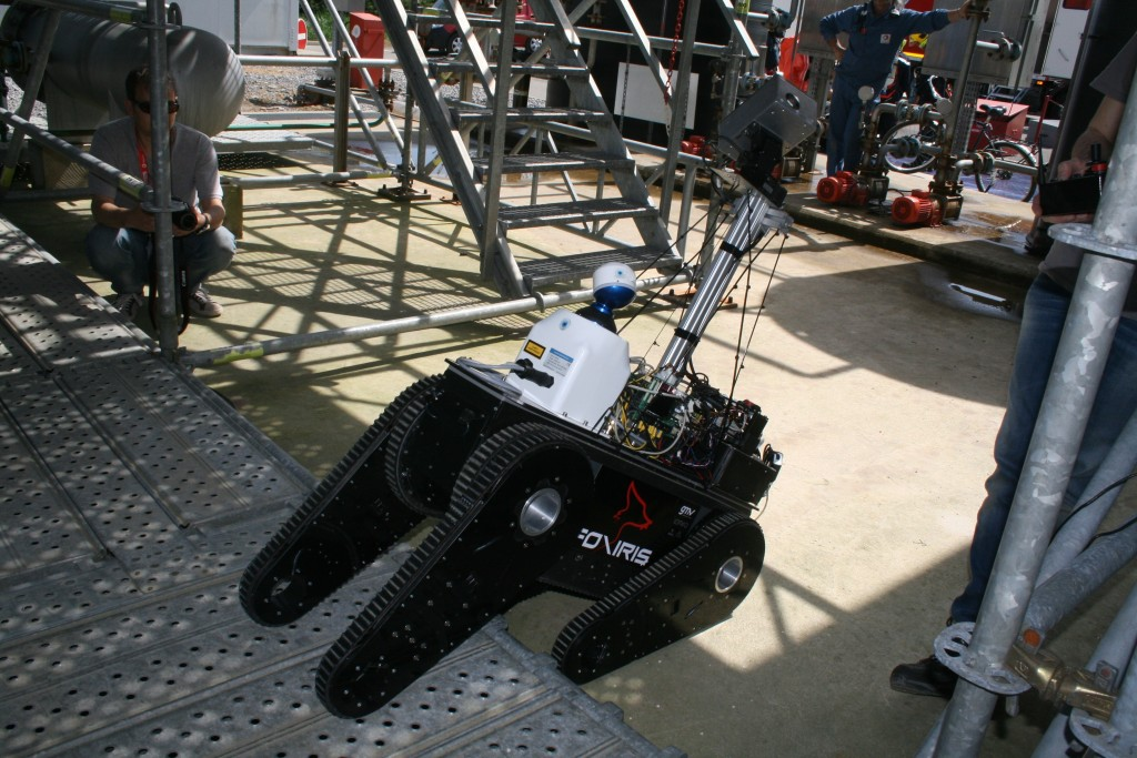 ARGOS Challenge - FOXIRIS Robot