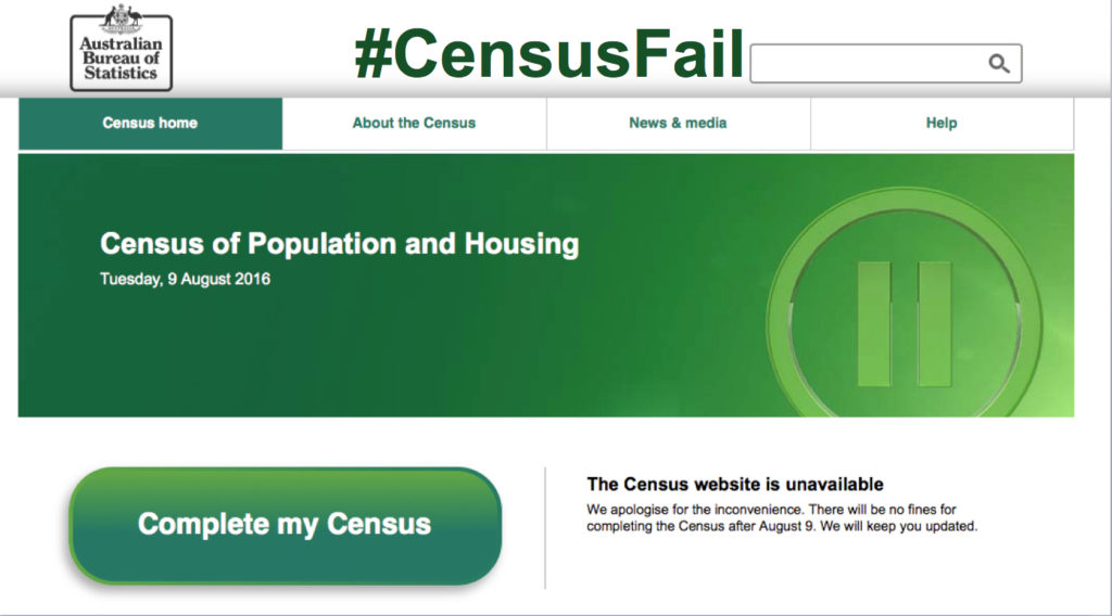 CensusFail