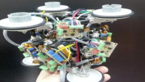 Prototype Pipe Robot (University of Leeds)